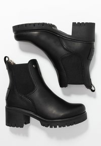 Panama Jack - PIA - Platform ankle boots - black - 3