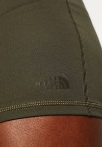 The North Face - WOMENS ESSENTIAL SHORTY - Leggings - new taupe green - 4