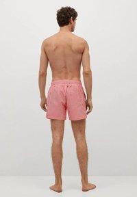 Mango - Swimming shorts - red - 1
