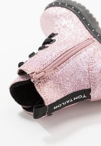 TOM TAILOR - Veterboots - rose - 2