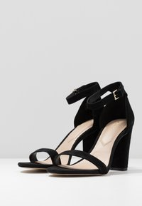 ALDO Wide Fit - JERAYCLYA  - High heeled sandals - black - 3