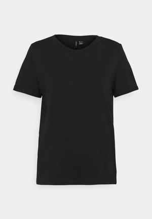 PAULA  - T-shirt basic - black