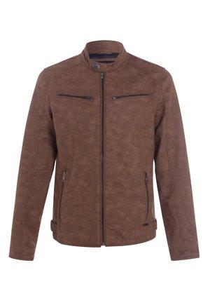 Light jacket - marron clair