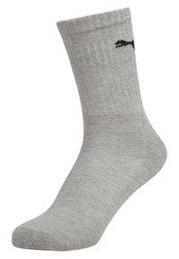 Puma - SPORT 6 PACK UNISEX - Sports socks - white/grey/black - 2