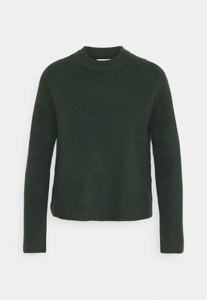 PCELLEN - Jumper - dark green