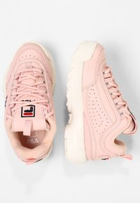 Fila - DISRUPTO - Sneakers laag - english rose - 1