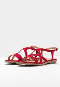 s.Oliver BLACK LABEL - Sandals - red - 4