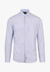 Scalpers - Formal shirt - blue stripes - 0