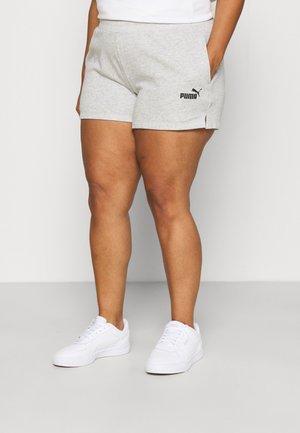 SHORTS PLUS - Sports shorts - light gray