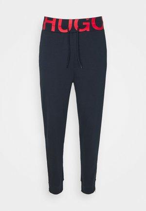 DUROS - Teplákové kalhoty - dark blue
