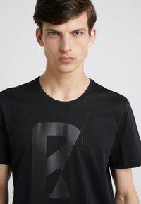 Bogner - ROC - T-shirt z nadrukiem - black - 4