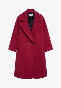 Mango - COCTEL - Classic coat - fuchsia - 5