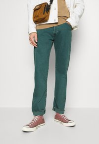 Levi's® - 501® BIRTHDAY '93 STRAIGHT - Jeansy Straight Leg - blue eyes mallard green - 3