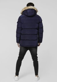 SIKSILK - PUFF - Cappotto invernale - navy - 2
