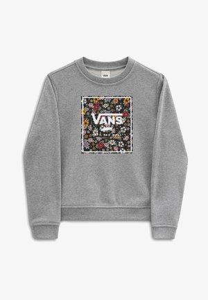 BOX - Sweatshirt - grey heather
