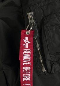 Alpha Industries - Bomber Jacket - black - 2