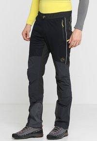 La Sportiva - SOLID PANT  - Outdoor-Hose - black - 0
