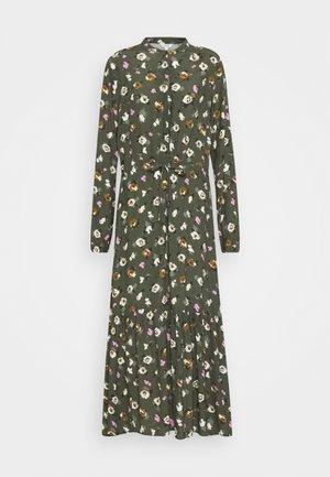 ELLINOR - Maxi dress - dark green