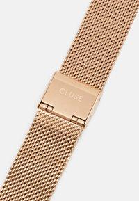 Cluse - STRAP - Příslušenství khodinkám - rose gold-coloured - 2