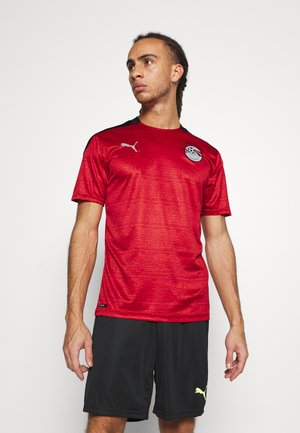 AGYPTEN EGY HOME REPLICA - National team wear - red/white