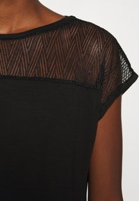 Anna Field - Print T-shirt - black - 5