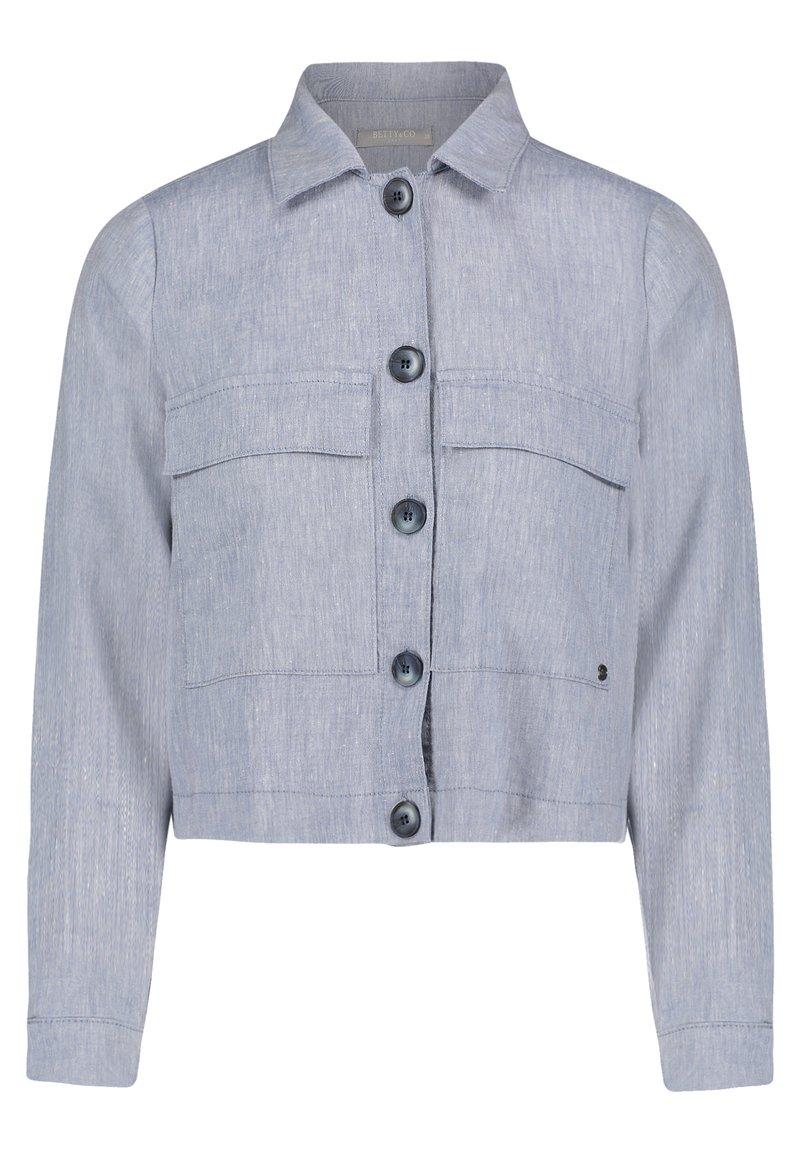 Betty & Co - Light jacket - blau