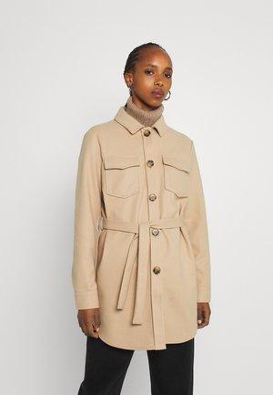 NMSARAH - Short coat - beige