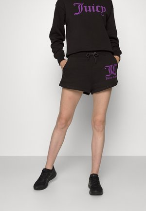 KENNEDY SHORTS - Sports shorts - black