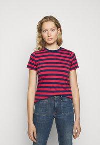 Polo Ralph Lauren - Print T-shirt - freshwater/sprin - 0