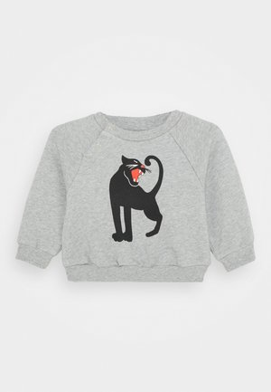 BABY PANTHER UNISEX - Sweater - grey melange