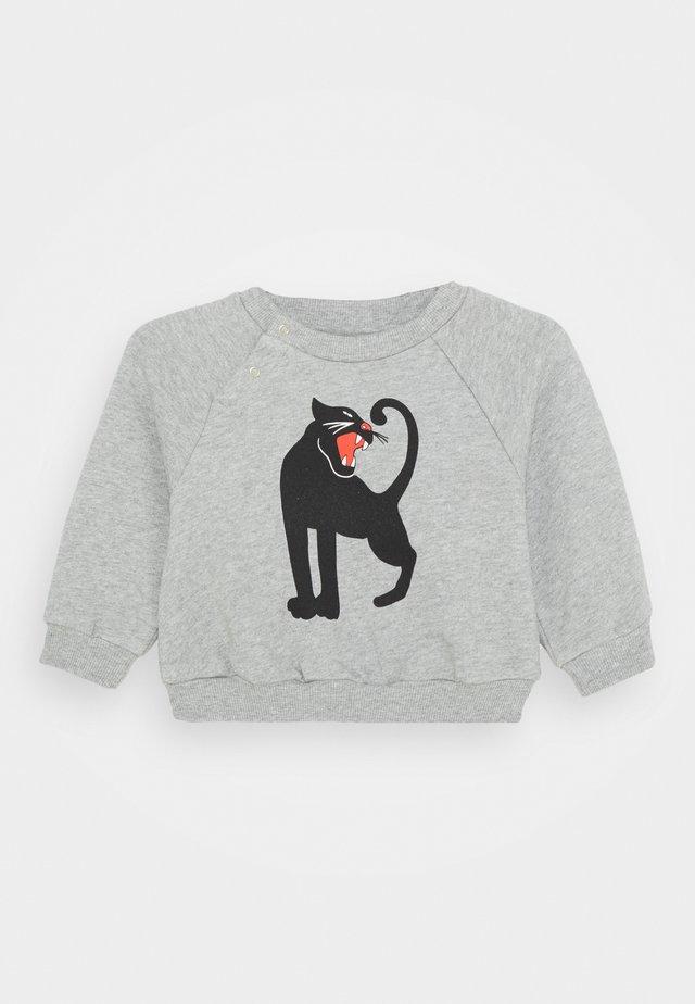 BABY PANTHER UNISEX - Sweatshirt - grey melange