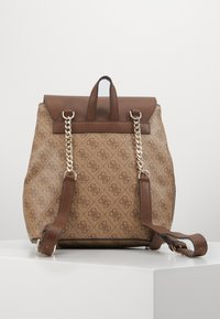 Guess - CATHLEEN BACKPACK - Rucksack - brown - 2