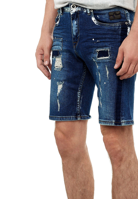 Herren NAVITO - Jeans Shorts