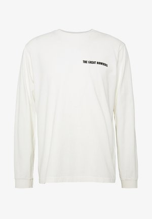 RUDI - Long sleeved top - chalk white