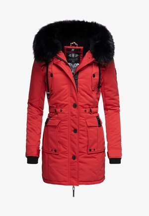 LULUNA - Winter coat - red