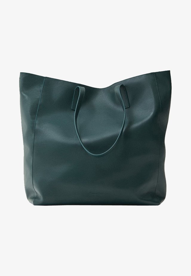 Shopping bags - blue