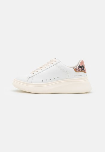 DOUBLE GALLERY - Sneakers basse - softy pink