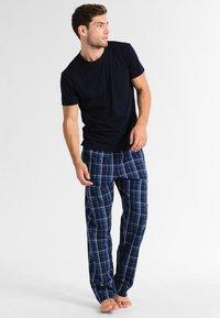Pier One - SET - Pyjama set - blue - 0