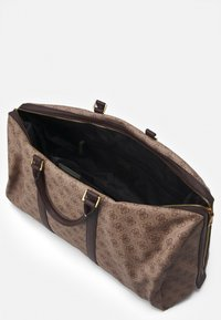 Guess - VEZZOLA UNISEX - Weekend bag - brown - 2