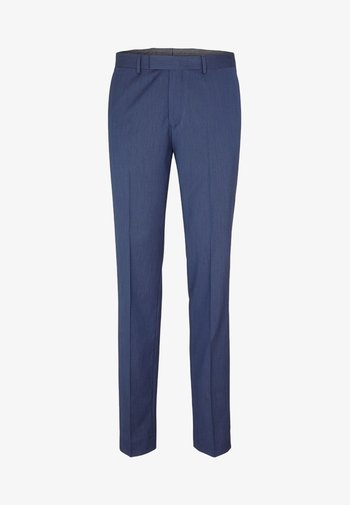 CESANO  - Suit trousers - dark blue