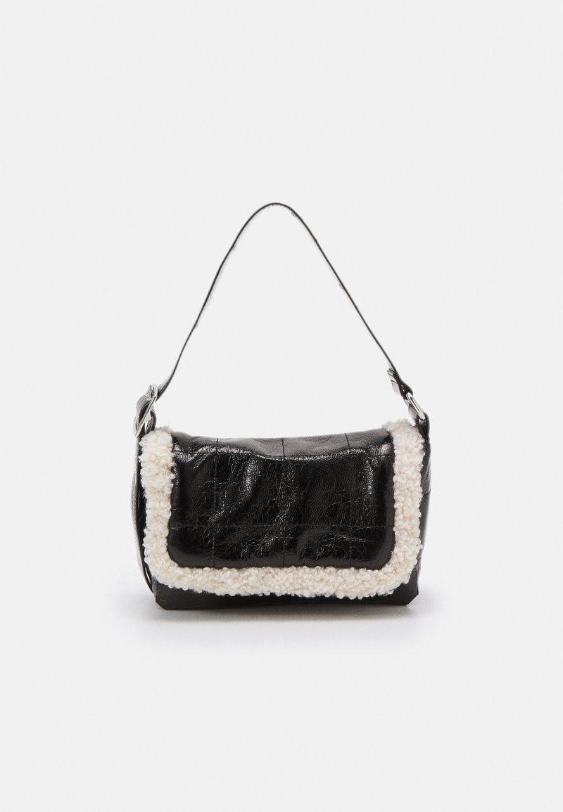 Topshop - SHOULDLER - Across body bag - black