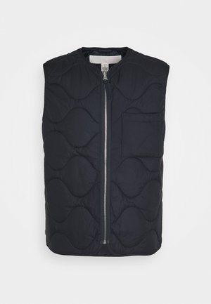 VEST - Bodywarmer - blue dark