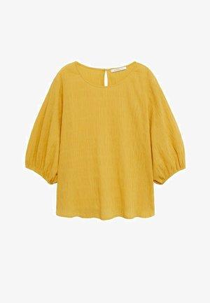 Camicetta - jaune