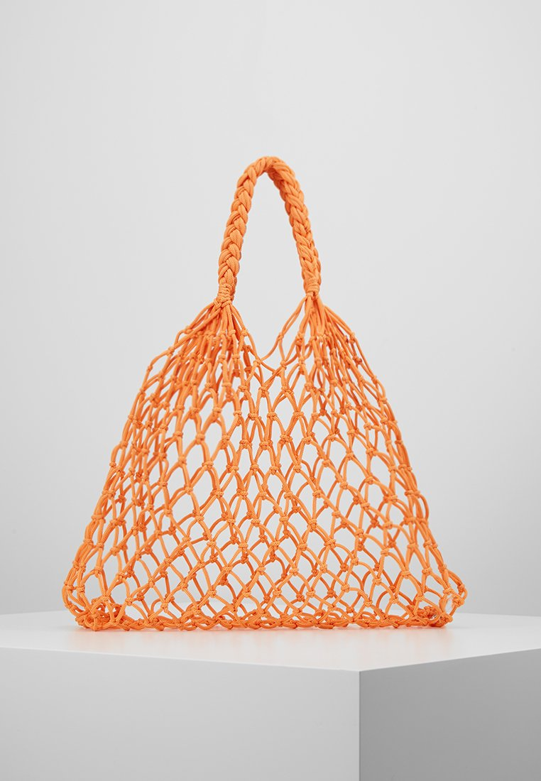Monki - NICOLE BAG UNIQUE - Shopping bag - orange