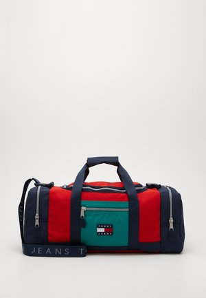 HERITAGE DUFFLE - Sac week-end - green