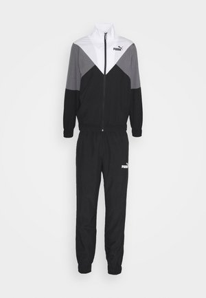 RETRO TRACKSUIT SET - Tuta - black