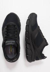 Skechers Sport - SKECH-FLEX 3.0 - Sneaker low - black - 1