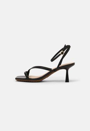 KAVIEL - Sandals - black