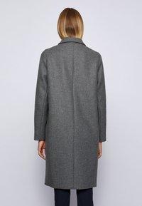 BOSS - Classic coat - grey - 2
