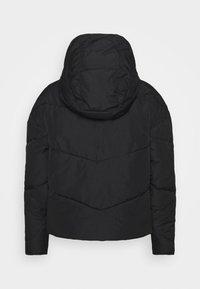 Noisy May Tall - NMWALLY JACKET TALL - Winter jacket - black - 1